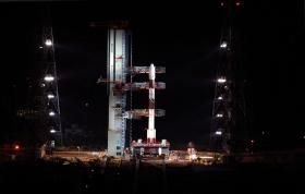 Индия запустила спутник