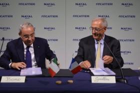 Франция и Италия