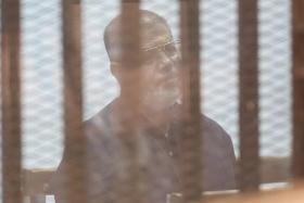 Бывший президент Египта