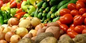 Ранние овощи замедлили