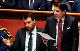 Премьер-министр Италии