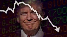 Трамп напугал рынки.