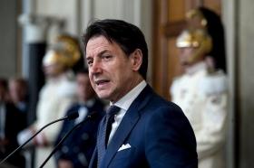 Президент Италии дал