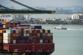 Экспорт Сингапура в