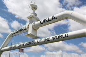 Запасы нефти в США