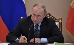 Путин повысил зарплаты
