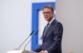Гендиректор Deutsche