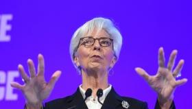Глава ЕЦБ увидела в
