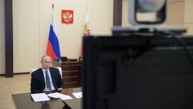 Путин проведет