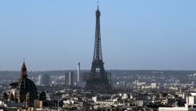 Падение ВВП Франции в