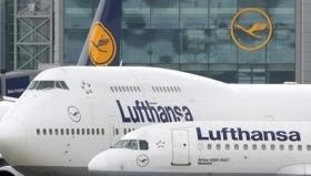 Убыток Lufthansa достиг